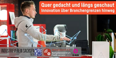 Quer gedacht und längs geschaut - Innovation über Branchengrenzen hinweg