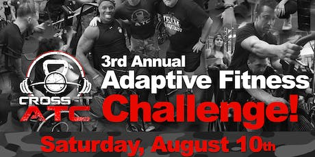 Adaptive Fitness Challenge 2019 tickets