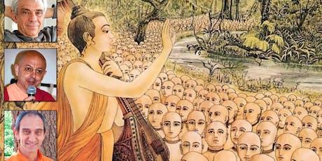 GURU 2019 - Jornadas de Meditación, Satsang y  Canto de Mantra entradas
