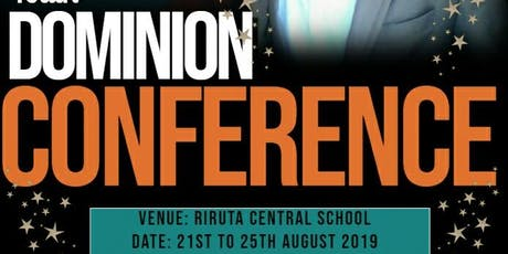 Annual Dominion Youth Conference, 2019 tickets