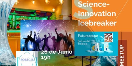 Summer Science-Innovation Icebreaker entradas