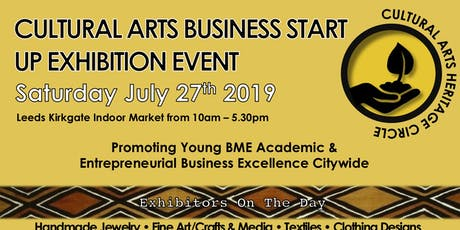 The Cultural Arts Business Exibition Event tickets