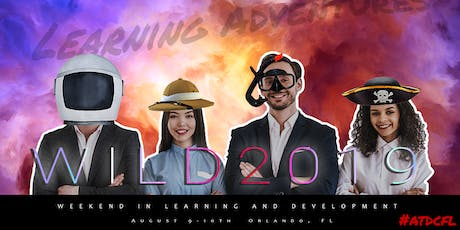 Weekend in Learning & Development —WILD Conference 2019 tickets