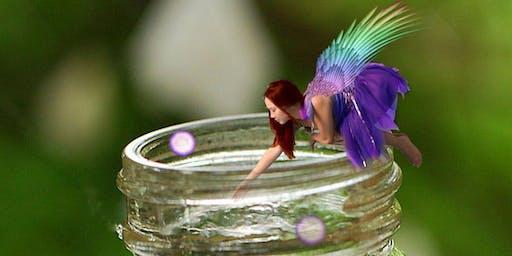 Children's Fairy Jar - Workshop