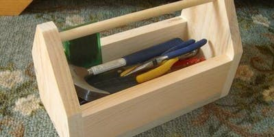 Adult taster - make a toolbox 10am-1pm