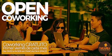 Open Coworking en Móstoles - FANGALOKA entradas