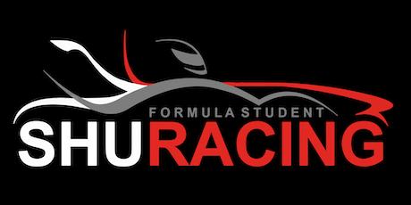 SHU Racing 2019 Launch Event tickets