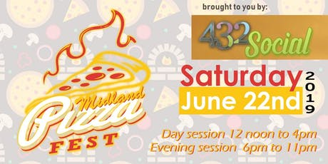 Midland Pizza Fest tickets