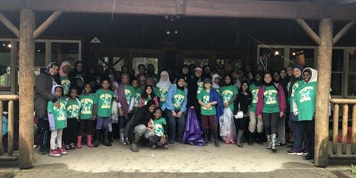 Girl Scouts @ FIE 10 Year Celebration Brunch
