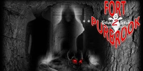 Fort Purbrook Ghost Hunt £35.00 tickets
