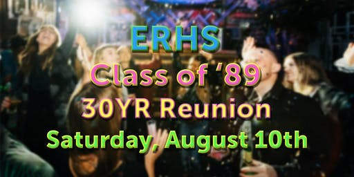 Elk River Class of 1989 - 30 Year Reunion
