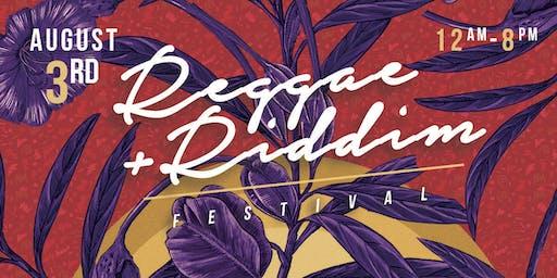 Reggae & Riddim Festival