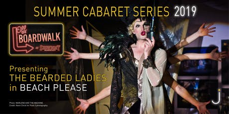 AC Off-Boardwalk  Summer Cabaret Series: The Bearded Ladies in BEACH, PLEASE! tickets