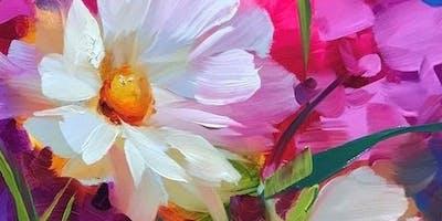 Daisys & Bumble Bees - Art Class