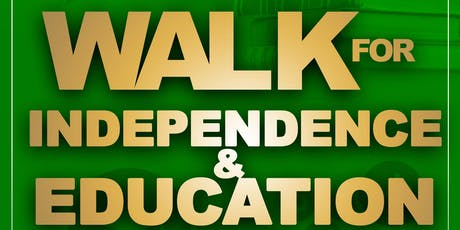 Walk For Independence and Education 2019 tickets