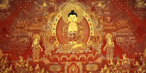 Amitabha Empowerment and Mani Retreat with Ven. Dekhung Gyaltsey Rinpoche