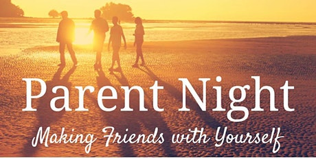 Parent Night (Winter): Mindful Self Compassion for Families tickets