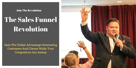 [Free Event] How To Create A Sales Funnel Revolution tickets