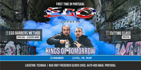 Kings of Tomorrow Egobarbers tickets