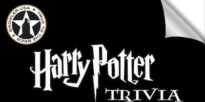 Harry Potter Book Trivia at Growler USA Katy