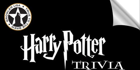 Harry Potter Book Trivia at Growler USA Katy tickets