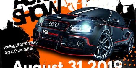 Ehresman Performance Car Show tickets