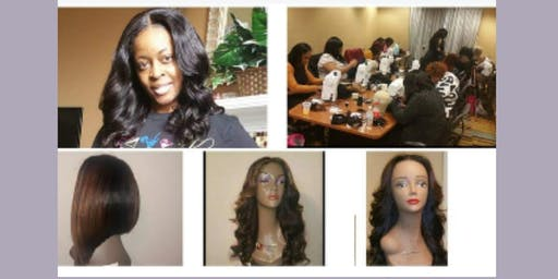 How To Make Wigs Using A Sewing Machine