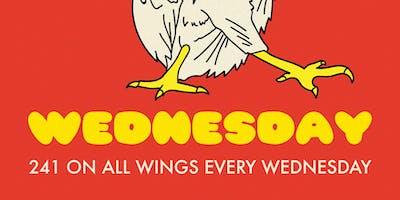 Wings Wednesdays