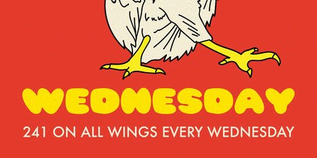 Wings Wednesdays tickets