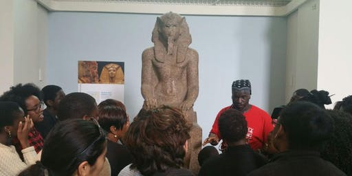 Black History Tour of British Museum - Afternoon Tour