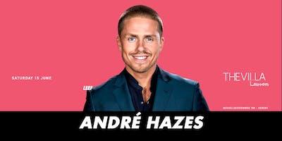 The Villa - Leuven invites Andre Hazes