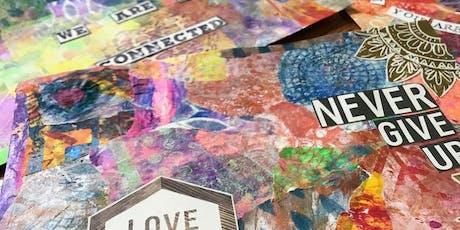 Artful Affirmations Workshop at Zinzeudo tickets