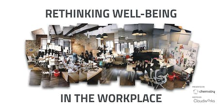 Rethinking well-being in the workplace tickets
