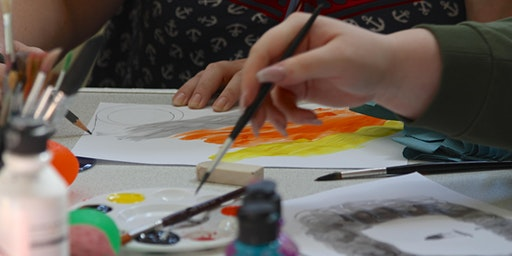 Adult Art Therapy Group