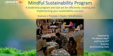 Mindful Sustainability Program - PART 1 tickets
