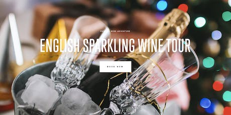 English Sparkling Wine Tour tickets