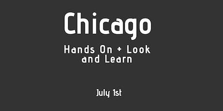 Look & Learn +Hands On | Brian Hickman's Mindful Cutting CHICAGO tickets