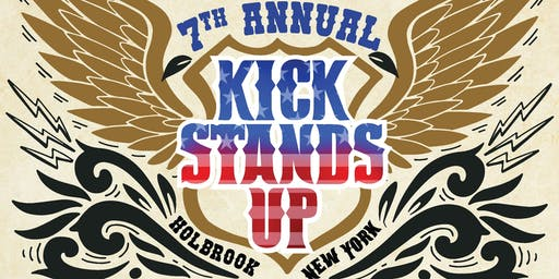 7th Annual Kick Stands Up Motorcycle Poker Run and Car Show