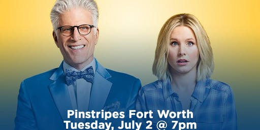 The Good Place Trivia at Pinstripes Fort Worth