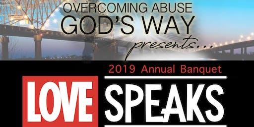 OAGW Love Speaks Banquet