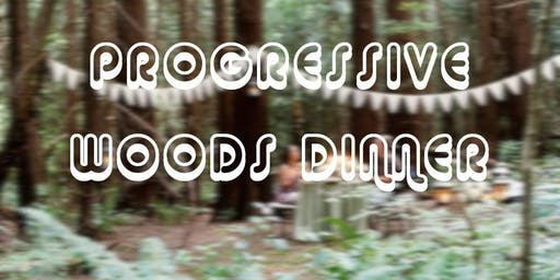 Progressive Wagon Woods Dinner