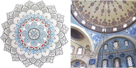 Art for Wellbeing: Ottoman Mandalas Workshop tickets