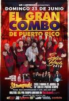 El Gran Combo De Puerto Rico, Conjunto Colores, Media Luna