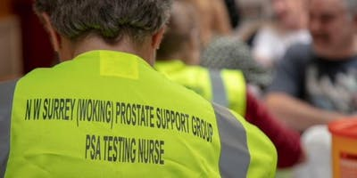 Midhurst Prostate testing (psa)and Awareness Event(a donation requested)