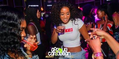 OPEN BAR @ Afro-Caribbean Saturdays!