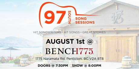 97 South Song Sessions at Bench 1775 Winery  (19+) tickets