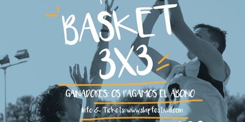 Campeonato Basket 3x3 Slap! 2019