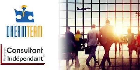 """""""Passeport Consultant"""" Formation gratuite le 18 juin 2019 billets"""