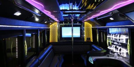 Divas Party Bus tickets