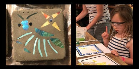 Stepping Stones - Children's Workshop   tickets